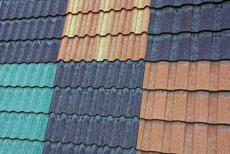 Stone Coated Steel Roofing Types